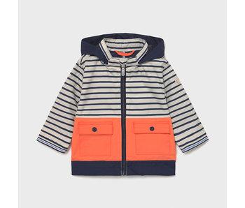 Mayoral Mayoral windbreaker jacket -size 6M