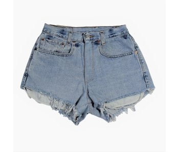 Sun's Out Upcycled Vintage Levi's Denim Shorts