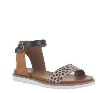 MADELINE GIRL Starling 2 Leopard Sandal