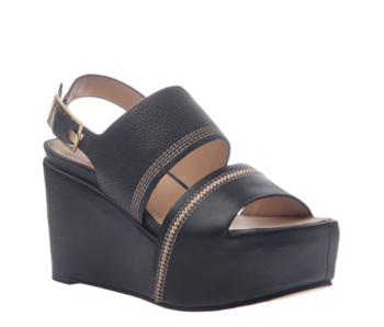 Naked Feet Mallow wedge sandals