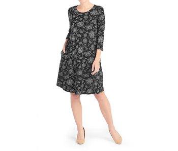 Coco + Carmen Mountain Mamas Essential Tunic Dress - Tea Length