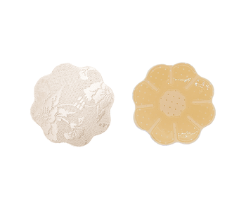 Circle Circle Dot Dot Flower Lace Nipple Cover