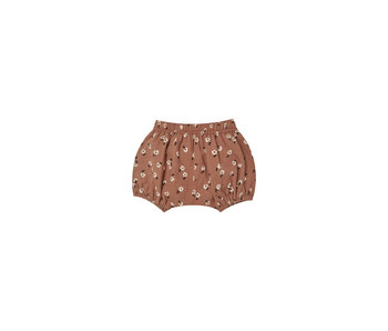 Quincy Mae Quincy Mae woven bloomers -Clay Ditsy