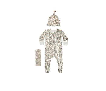 Quincy Mae Quincy Mae bamboo layette set