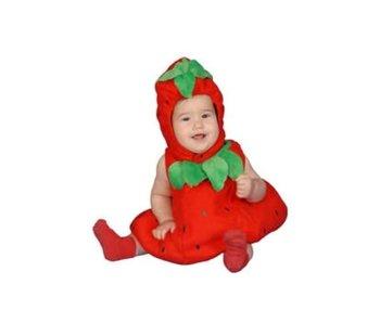 Dress Up America Baby Strawberry Costume 6-12M