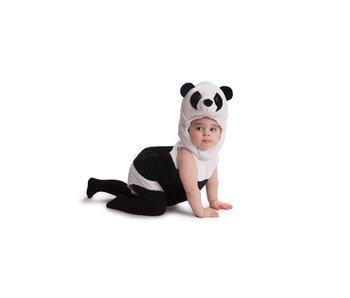Dress Up America Cuddly Baby Panda Costume 12-24M