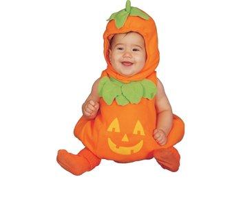 Dress Up America Baby Pumpkin Costume Set