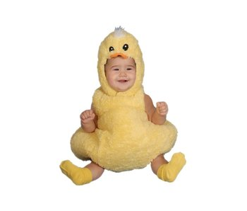Dress Up America Cute Little Baby Duck Costume Set