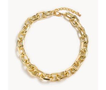 Secret Box Mannish Bold Chain Necklace