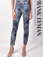 Frank Lyman Reversible Floral Jeans