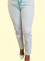 French Dressing Inc. Olivia Cigarette Ankle Pant