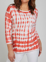 Renaur Tie Dye Sweater