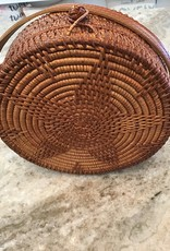 Handcrafted Bamboo Purse