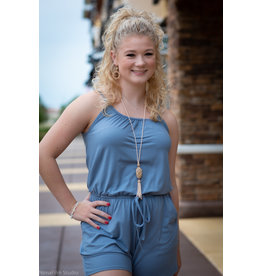 Zenana Lightweight Jumpsuit With Pockets