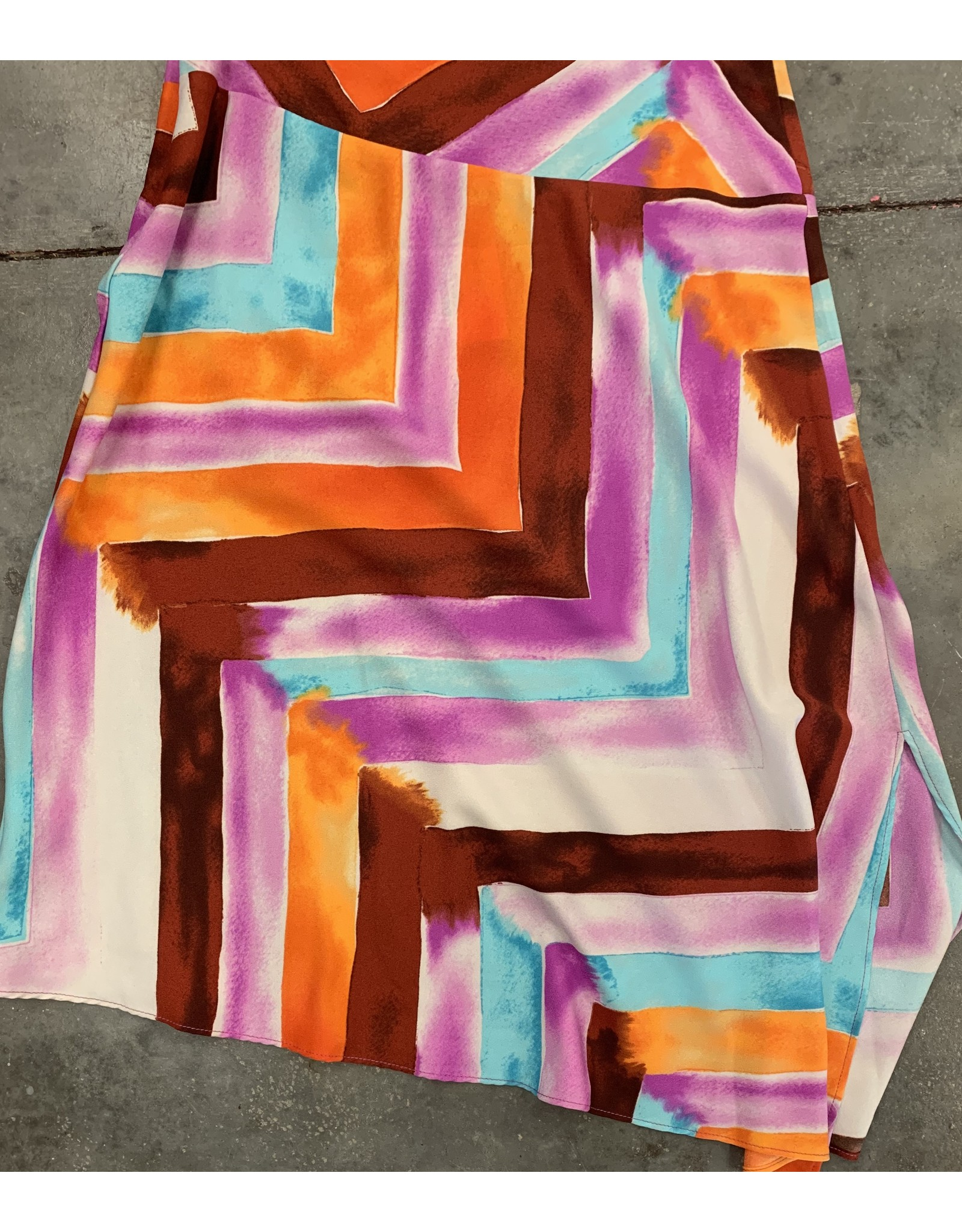 Veronica M Bali Asym Skirt