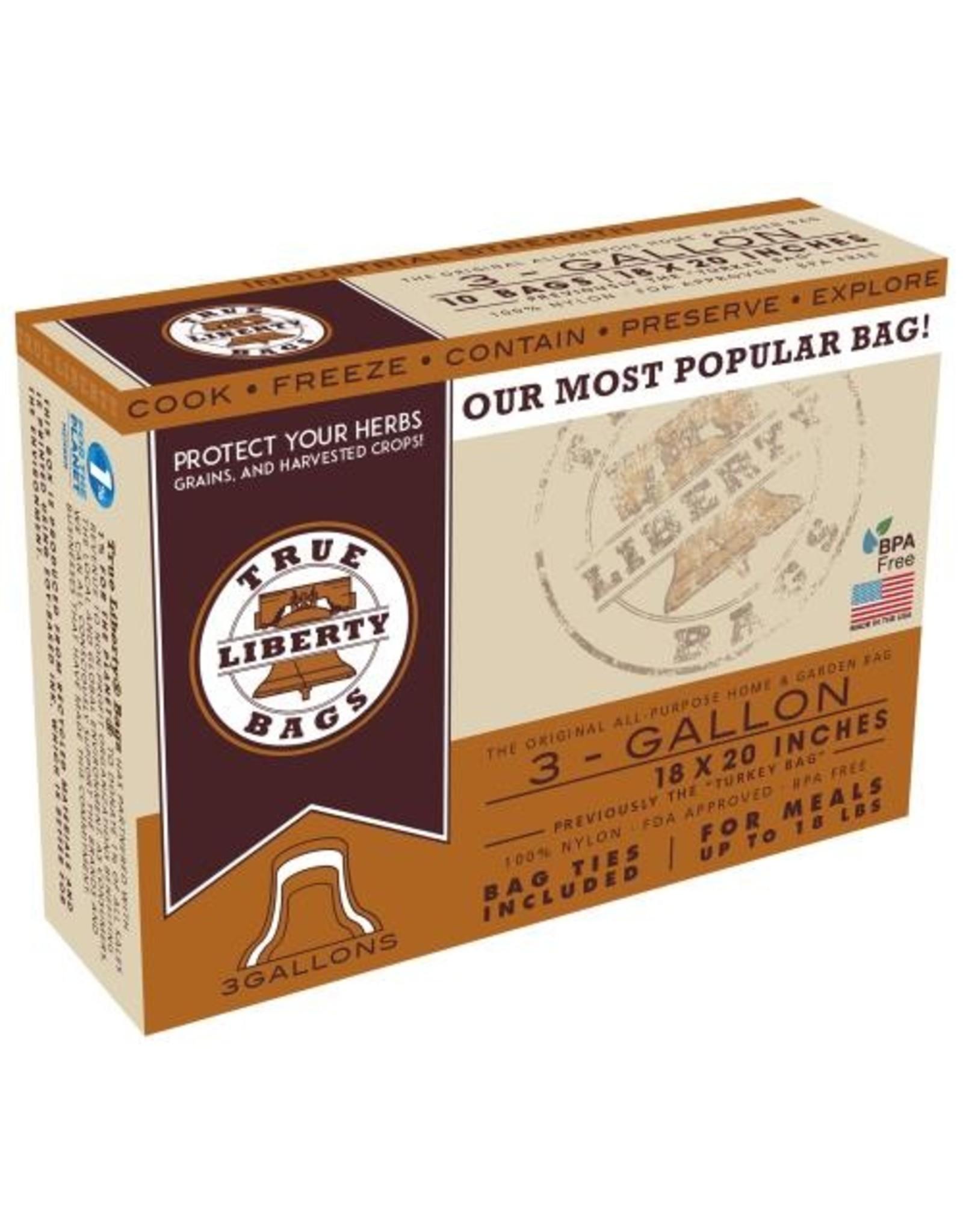 True Liberty Bags True Liberty Turkey Bags 18 in x 20 in (25/Pack)