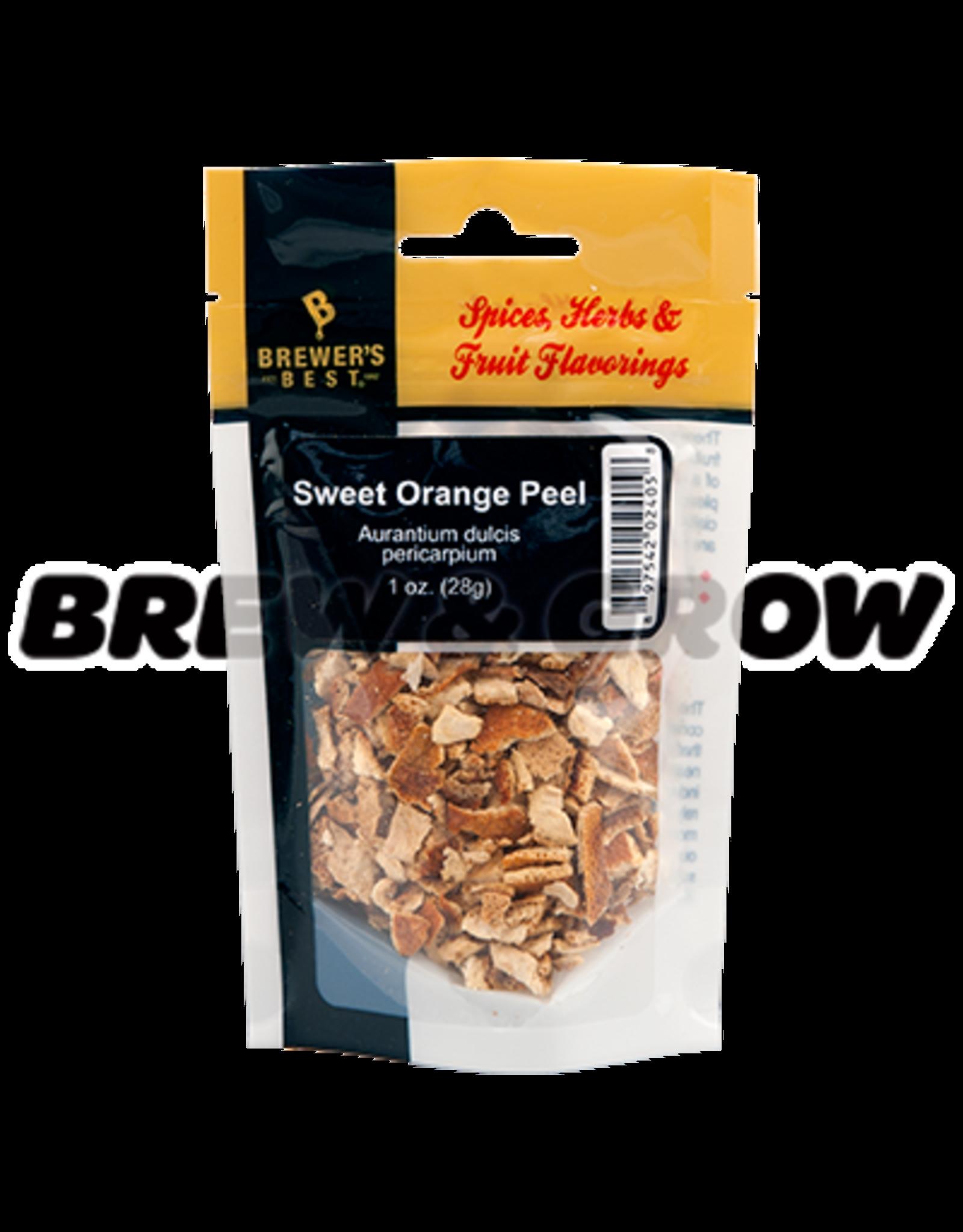 Flavoring - Sweet Orange Peel 1 oz
