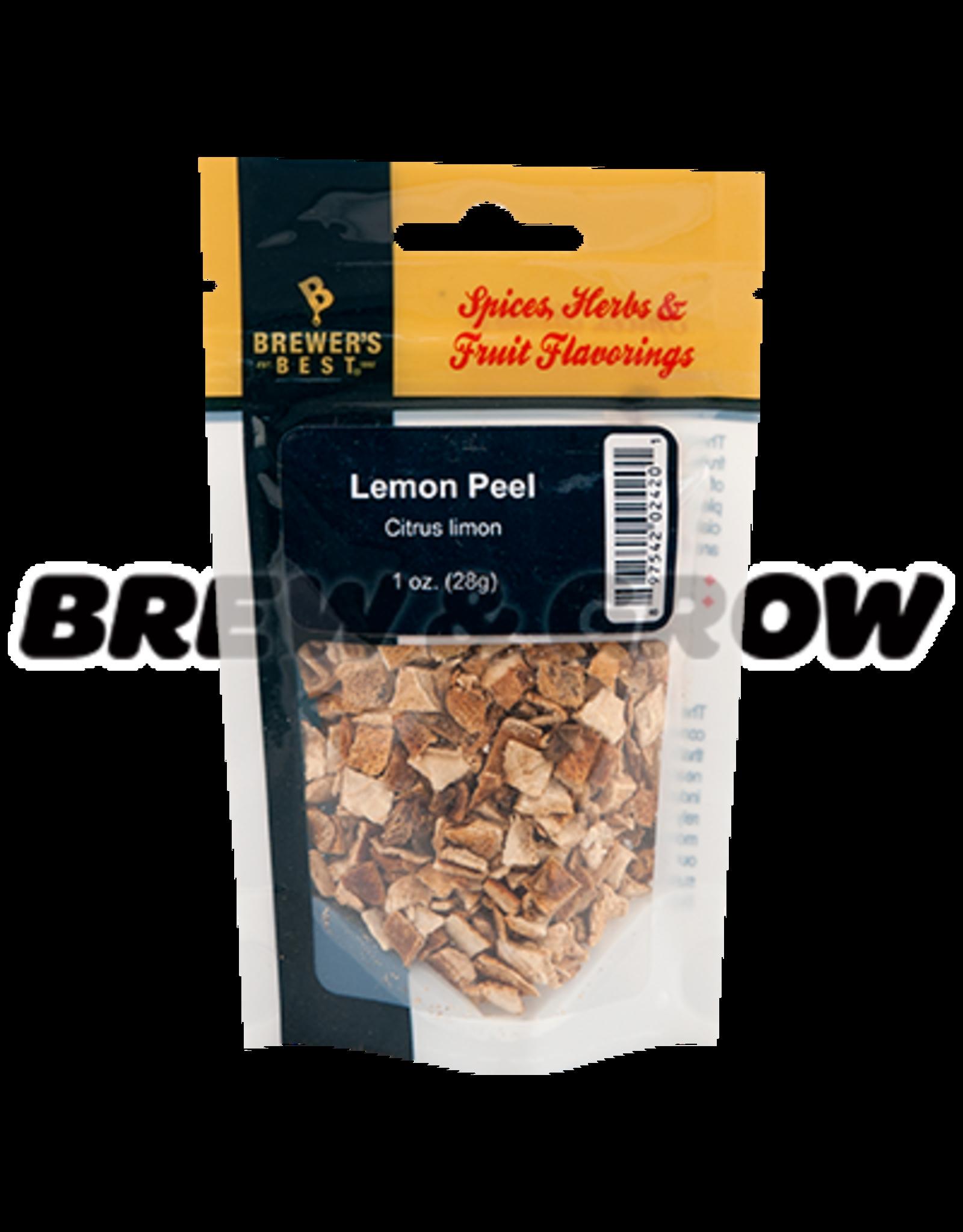 Flavoring - Lemon Peel 1 oz