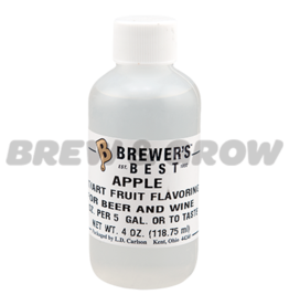 Flavor - Apple  4 oz