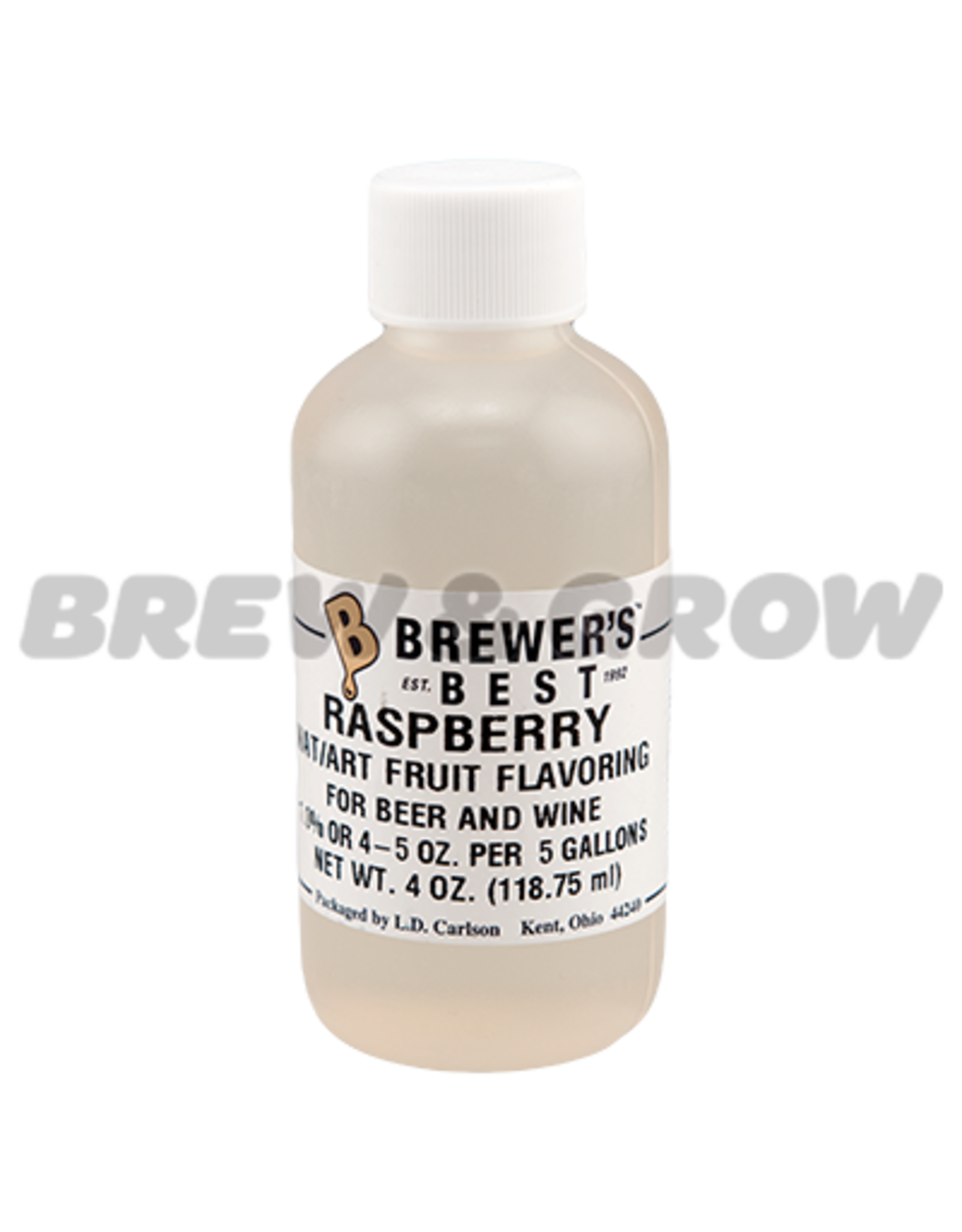 Flavor - Raspberry  4 oz
