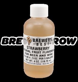 Flavor - Strawberry  4 oz