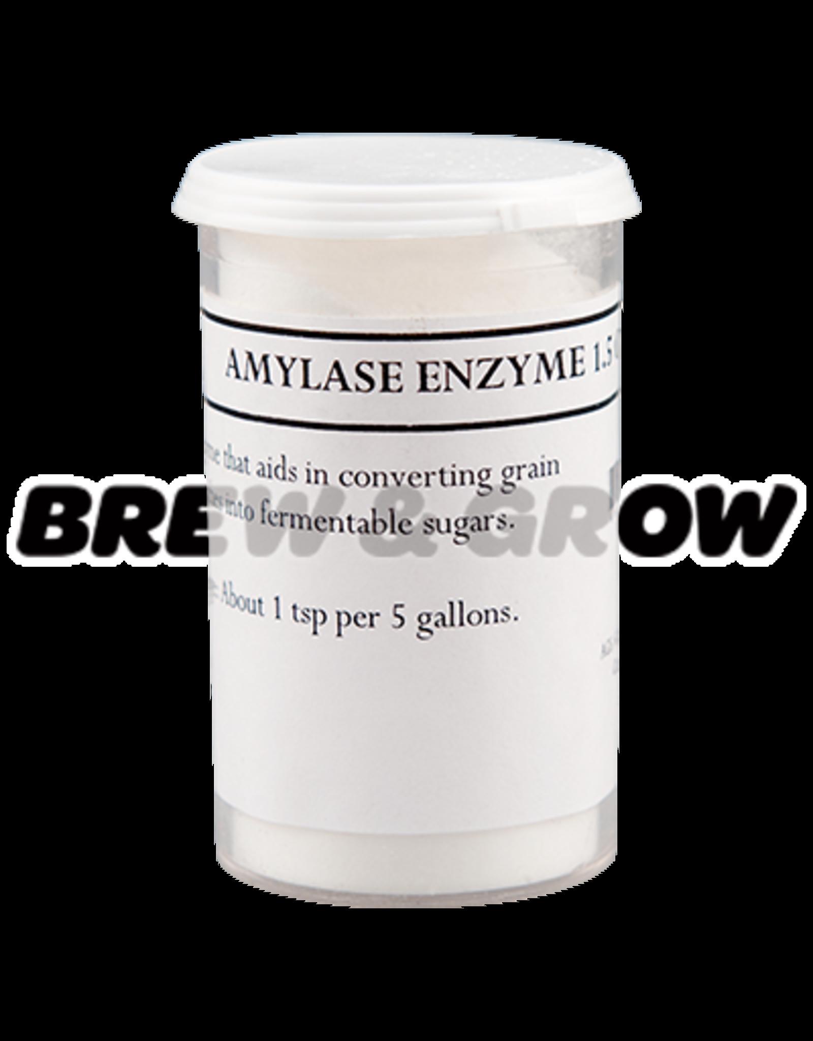 Amylase Enzyme 1 oz