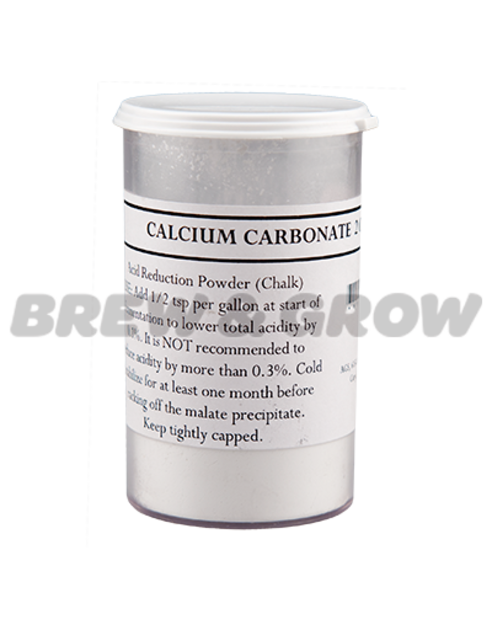 Calcium Carbonate  2 oz