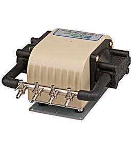 General Hydroponics GH Dual Diaphragm Air Pump