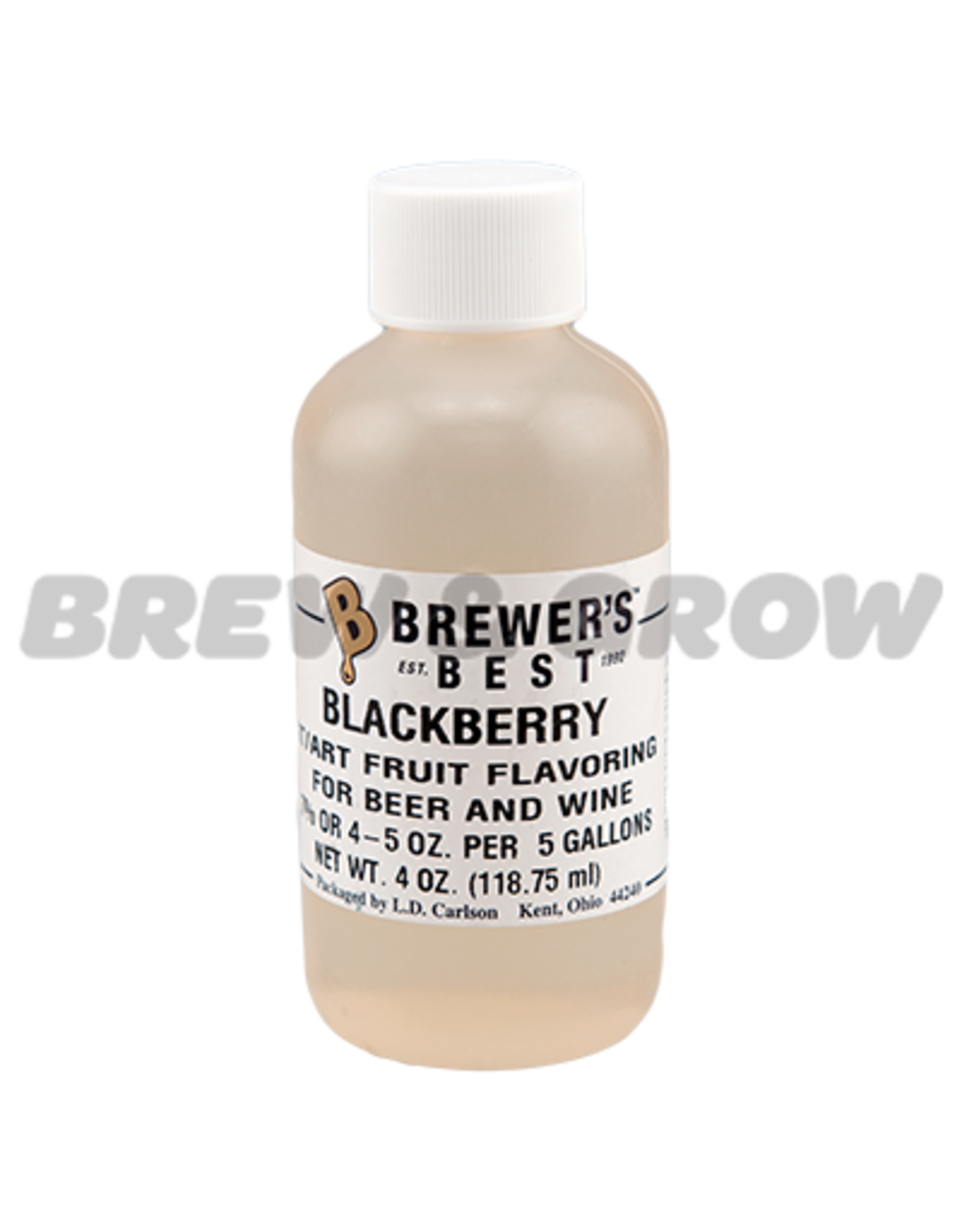 Flavor - Blackberry  4 oz