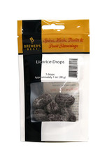 Licorice Drops - Approx 1 oz
