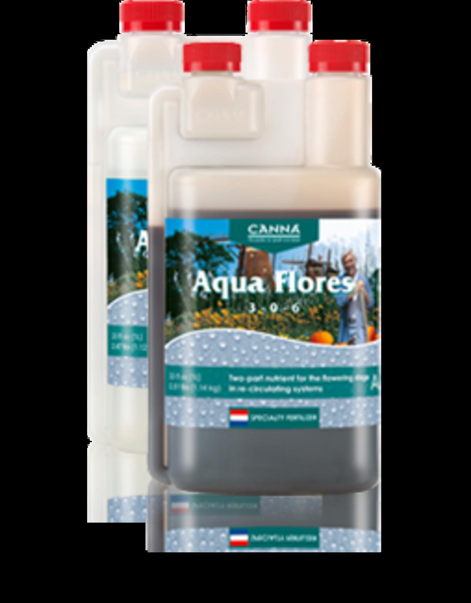 Canna Canna Aqua Flores 1L A