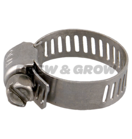 """Worm Clamp Large 5/16"""" - 7/8"""""""
