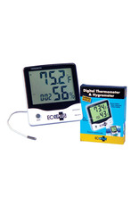 Grower's Edge Large Display Thermometer / Hygrometer