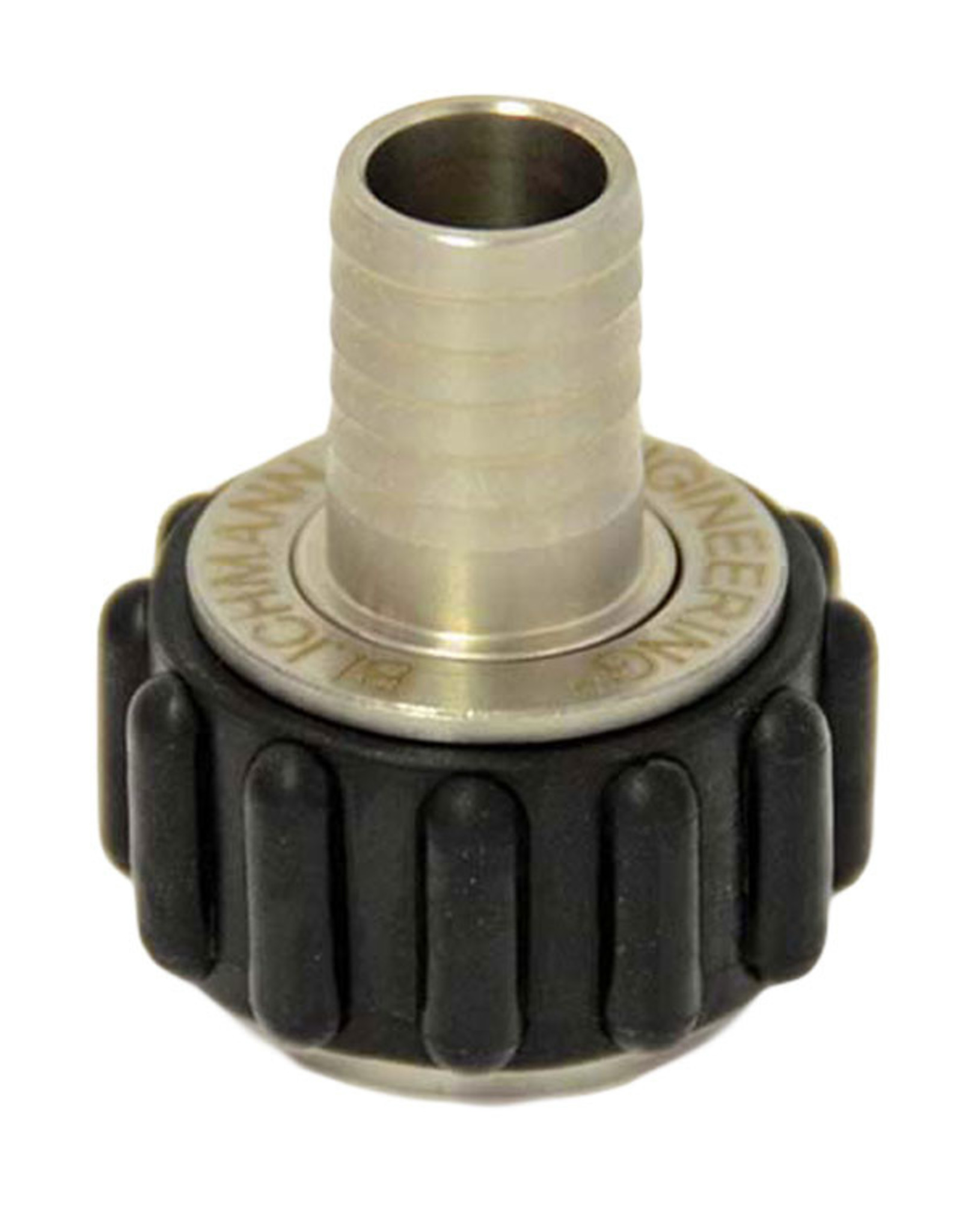 "Blichmann Quick Connector 1/2"" Barb X 1/2"" Npt"