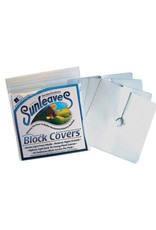 "Block Covers 4"" Pack/40"
