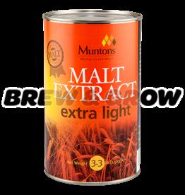 Muntons Extra Light 3.3 lb Tin