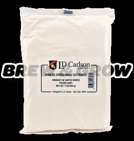 Briess Pilsen Light Dry Malt 3 Lb Bag