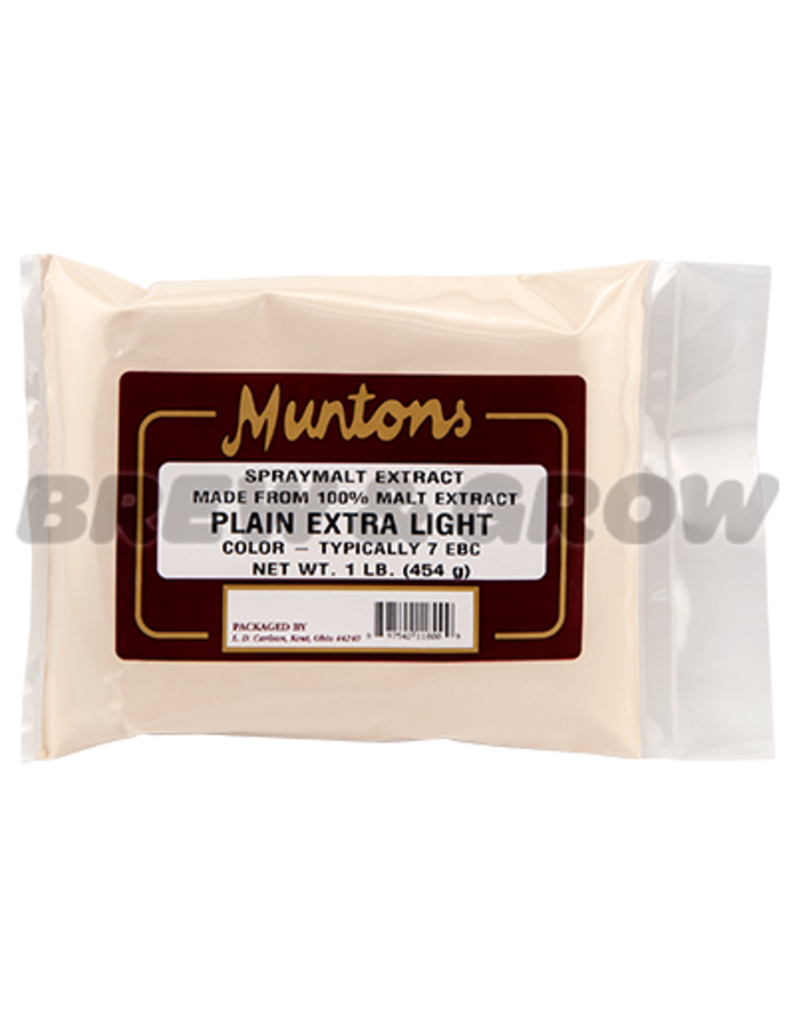 Muntons Extra Light 1 lb Dry Malt Extract