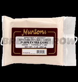Muntons Extra Light 1 lb Dry Malt Extract