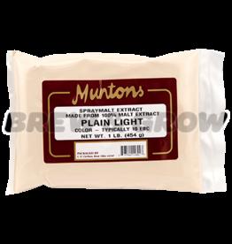 Muntons Light 1 lb Dry Malt Extract