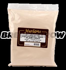 Muntons Light 3 lb Dry Malt Extract