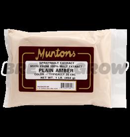 Muntons Amber 1 lb Dry Malt Extract