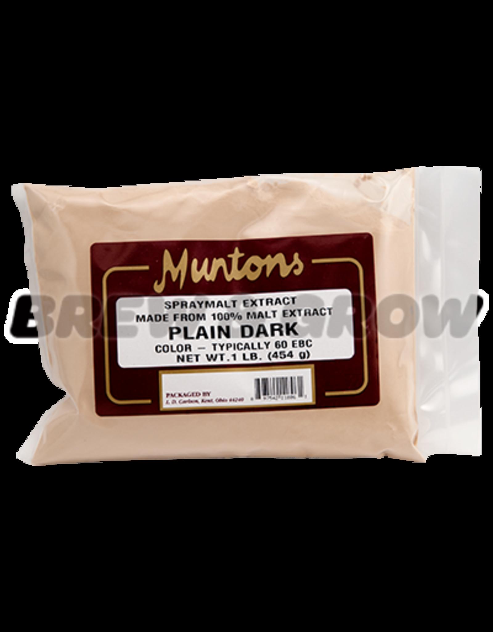 Muntons Dark 1 lb Dry Malt Extract