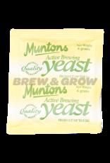 Muntons Yeast 6g