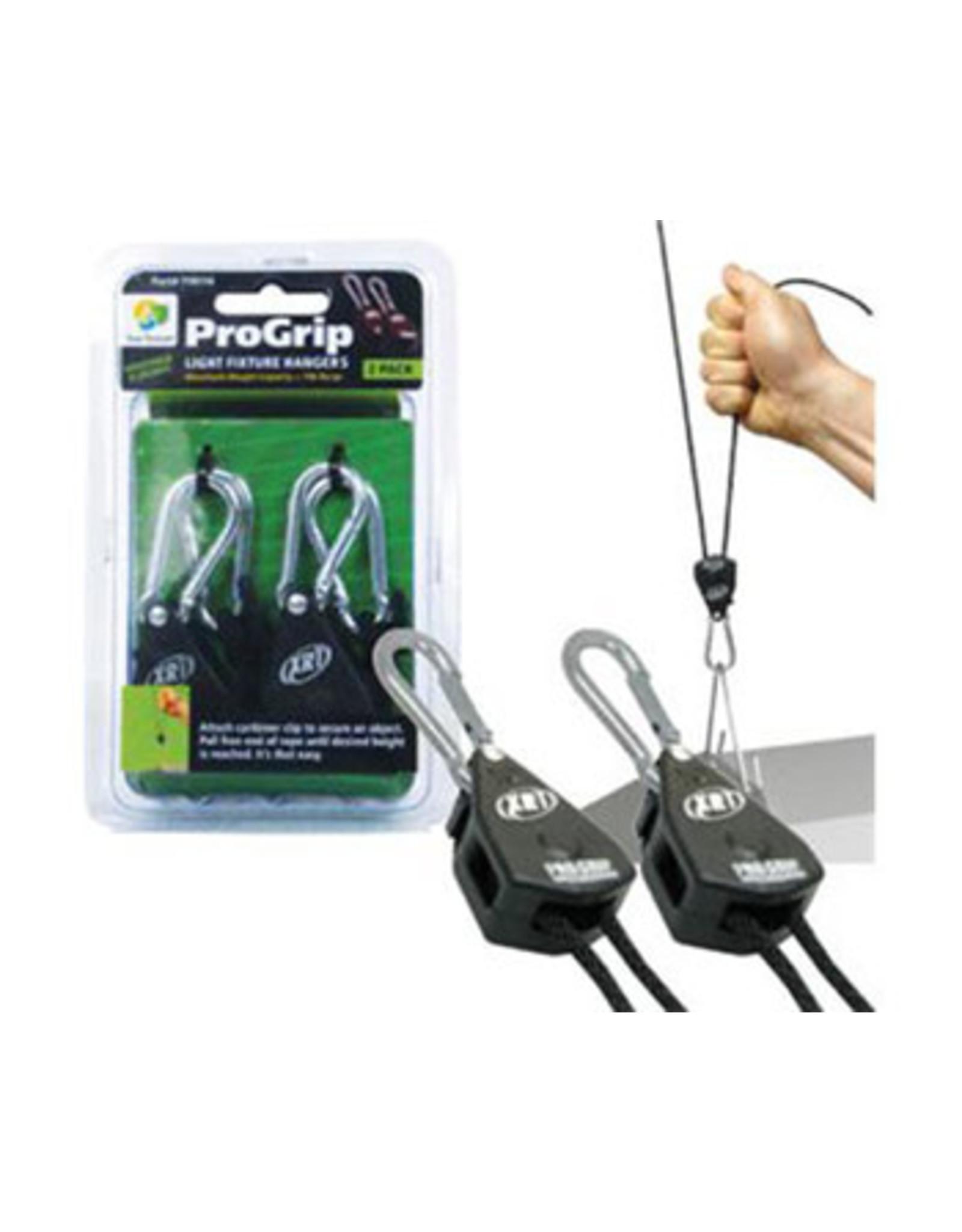 "Sun Grip Sun Grip Push Button Heavy-Duty Hanger Single 1/4"""