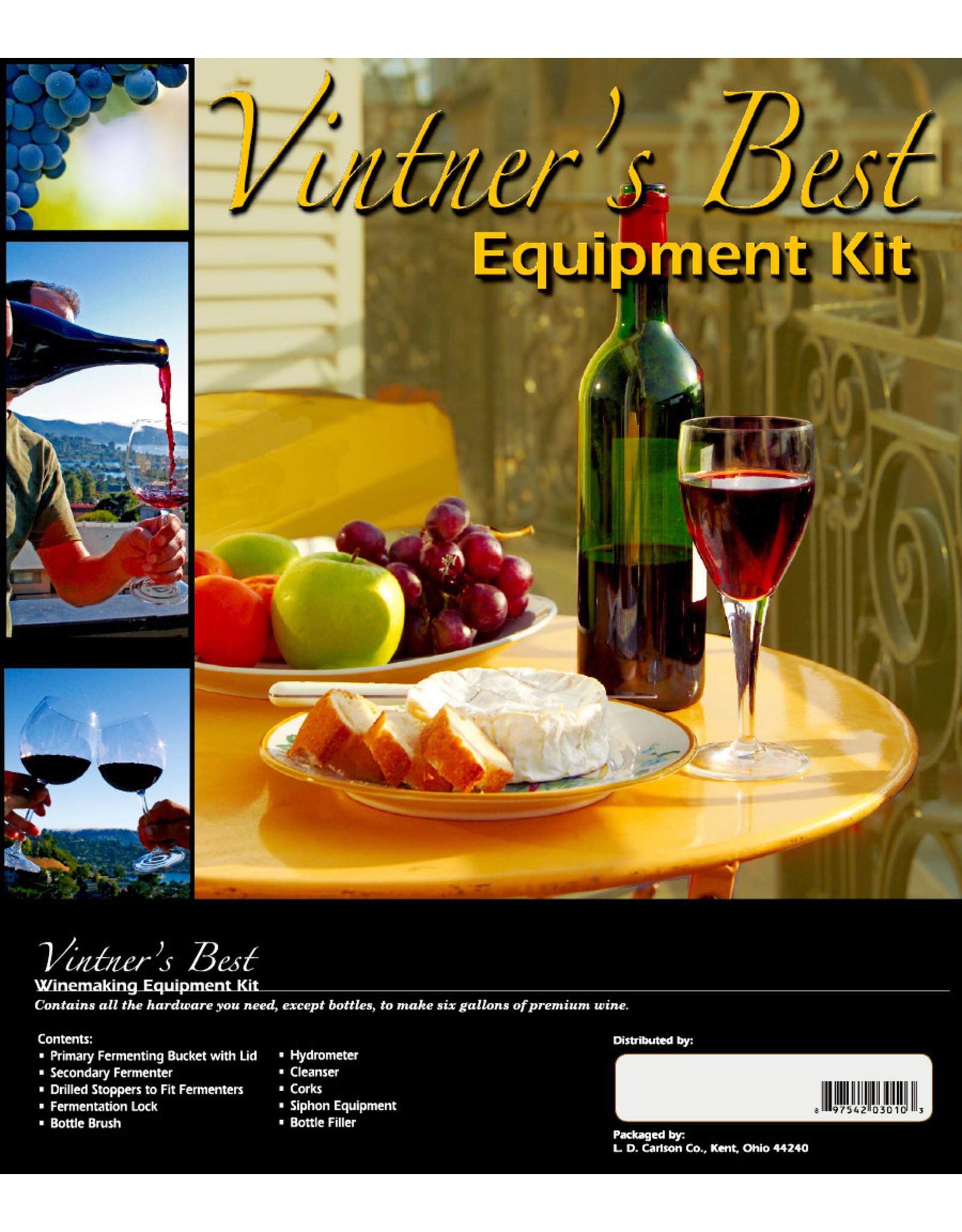 Vintners Best Vintner's Best Wine Making Kit