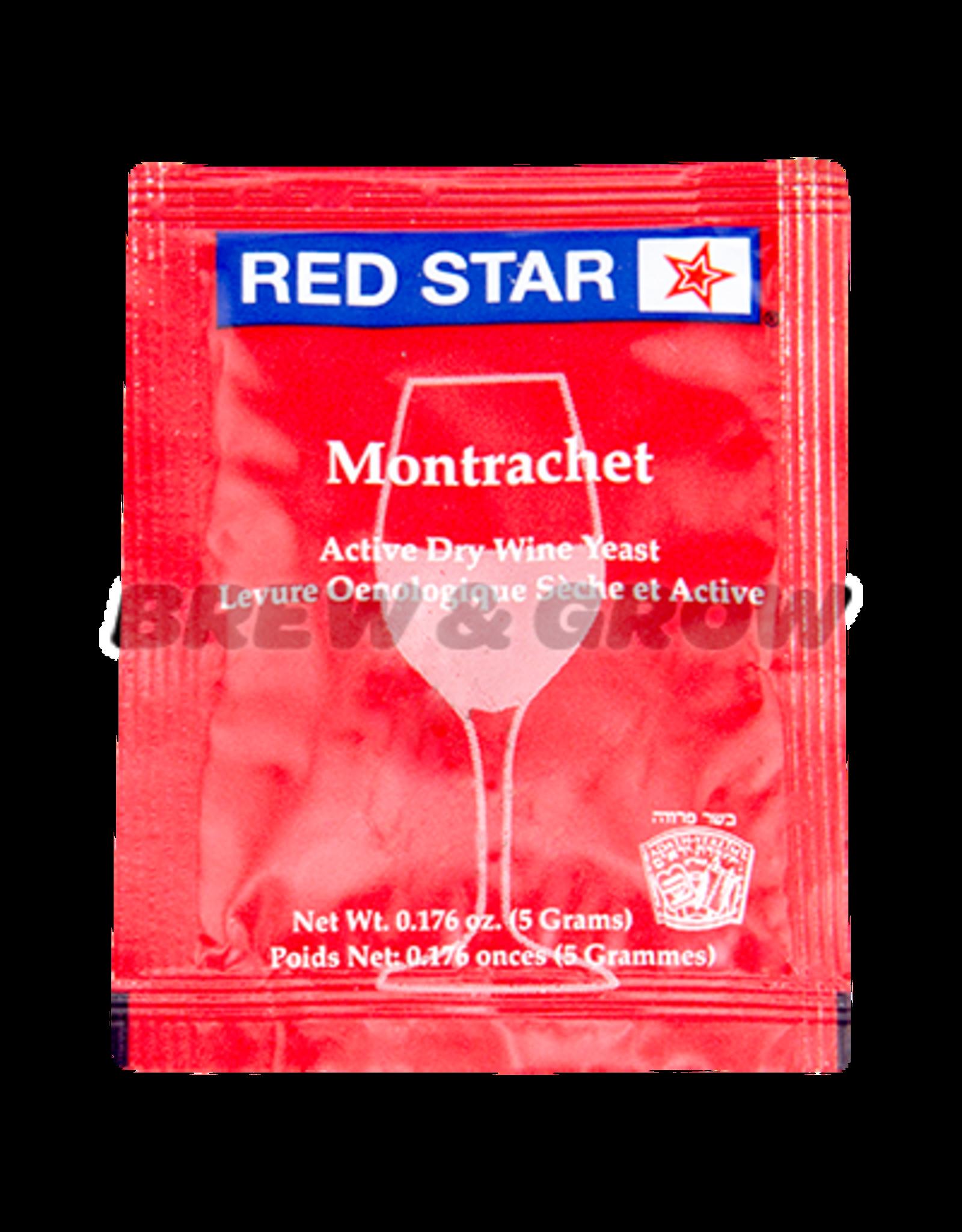 Premier Classique Red Star Wine Yeast 5 gram