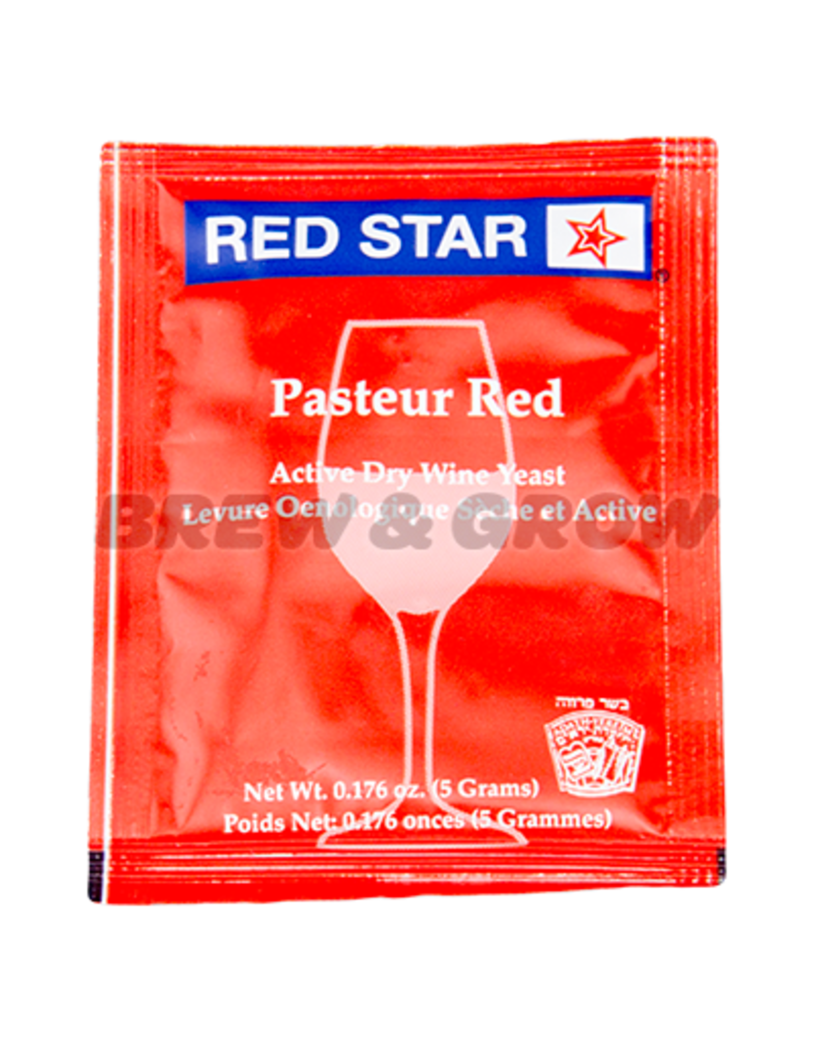Premier Rouge Red Star Wine Yeast 5 gram