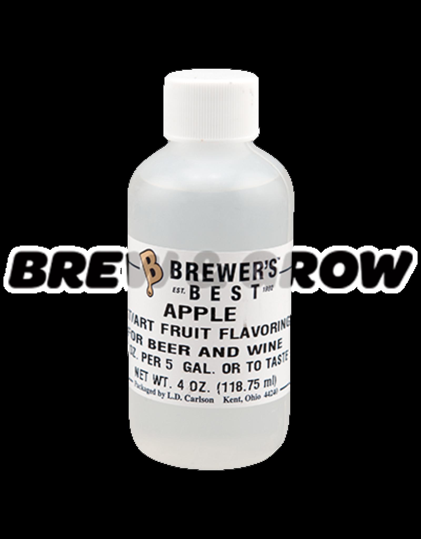 Flavor - Apple  4 oz