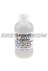 Flavor - Blueberry  4 oz